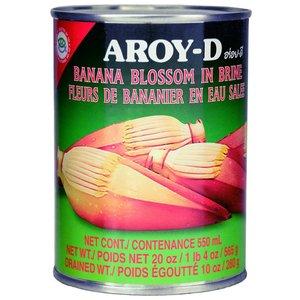 Aroy-D Aroy-D Bananen Bloesem, 565g