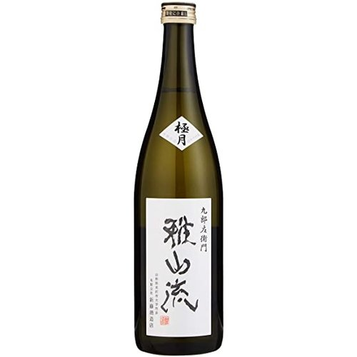 Gasanryu Gokugetsu Junmai Daiginjo, 720ml