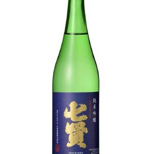 Yamanashi Kinunoaji Junmai Daiginjo Shichiken, 720ml