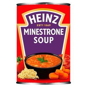 Heinz Heinz Minestrone Soep, 400 g