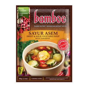 Bamboe Bumbu Sayur Asem, 60 g