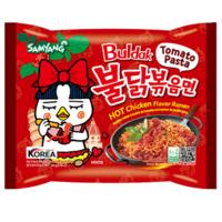 Hot Chicken Ramen Tomato Pasta, 140g