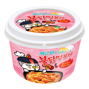 Samyang Hot Chicken Flavor Topokki, 179g