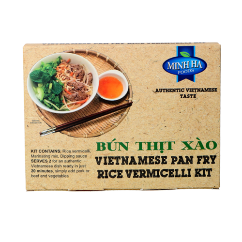 Minh Ha Vietnamese Pan Fry Rice Vermicelli Kit