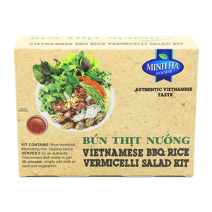 Minh Ha Rice Vermicelli Salad Kit