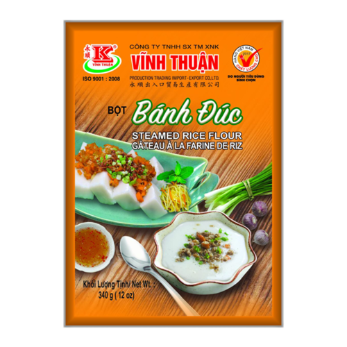 Vinh Thuan Steamed Rice Flour, 340g