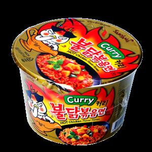 Samyang Hot Chicken Ramen Curry Bowl, 105g