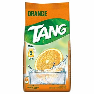 Tang Orange Drink Instant Powder, 125g