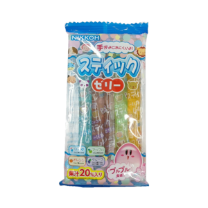 Nikkoh Jelly Stick, 80g