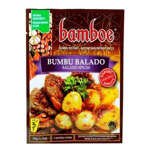 Bamboe Bumbu Balado, 50g