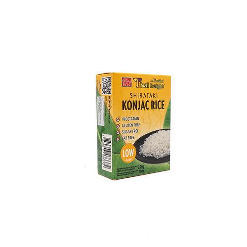 Thai Delight Shirataki Konjac Rice, 350g