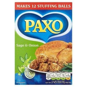 Paxo Paxo Sage & Onion Stuffing Mix, 170g