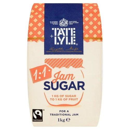 Tate & Lyle Fairtrade Jam Sugar, 1kg