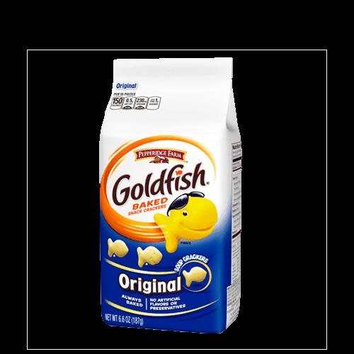 Pepperidge Farm Goldfish Crackers Original, 187g