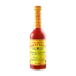 Lingham's Lingham's Chilli Sauce, 358g