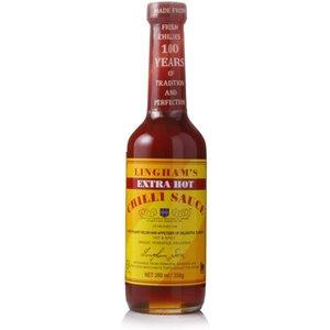 Lingham's Lingham's Chilli Sauce Extra Hot, 358g