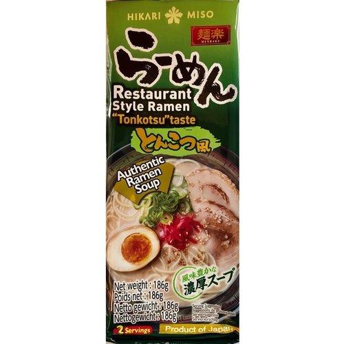 Hikari Restaurant Style Tonkotsu Ramen, 188g