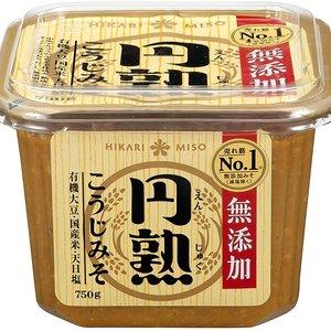 Hikari Mutenka Koji Miso Natural, 750g