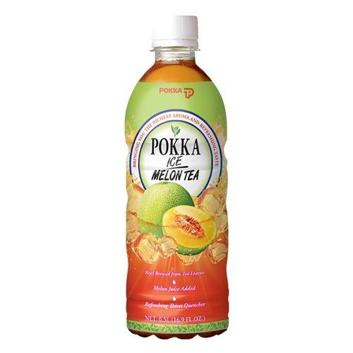 Pokka Artesan Melon Tea, 500 ml