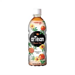 Pokka Artesan Peach Tea, 500ml