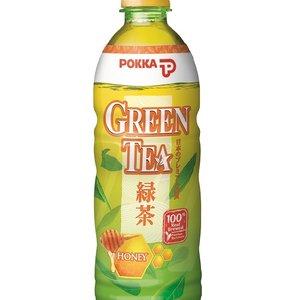 Pokka Honing Groene Thee, 500 ml