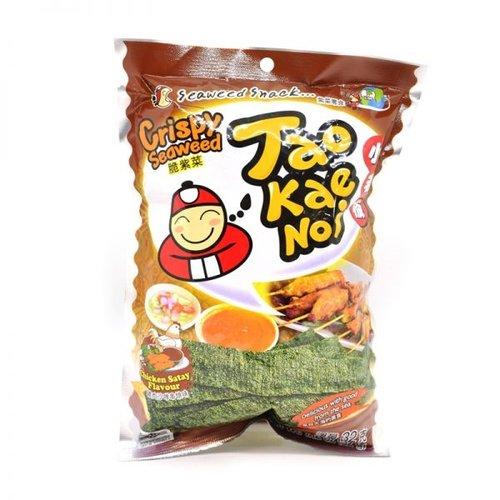 Tao Kae Noi Crispy Seaweed Chicken Satay Flavour, 32g