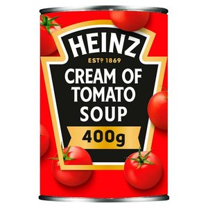 Heinz Cream Of Tomato Soup, 400g