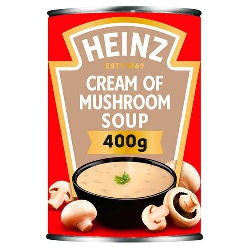 Heinz Cream Of Mushroom Soup, 400g