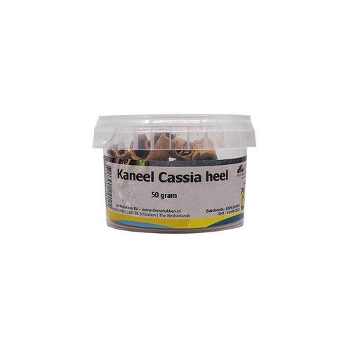 Kaneel Cassia Heel, 50g