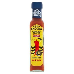 Encona Carolina Reaper Chilli Sauce, 142ml