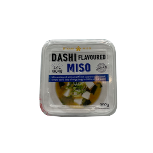 Hikari Dashi Flavored Miso Paste, 300g