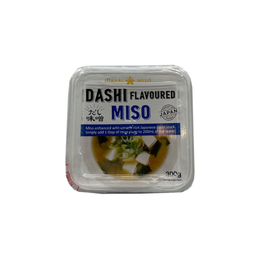 Hikari Dashi Flavoured Miso Paste, 300g