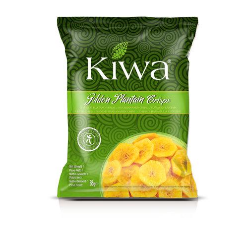 KIWA Golden Plantain Chips, 85g