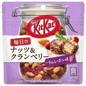 Nestle Kit Kat Nuts & Cranberry, 36g