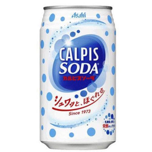 Asahi Calpis Soda, 350ml
