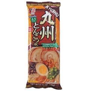 Itsuki Foods Kyushu Tonkotsu Ramen, 174g