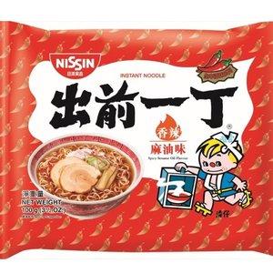 Nissin Instant Noodles Spicy Sesame Flavour, 100g