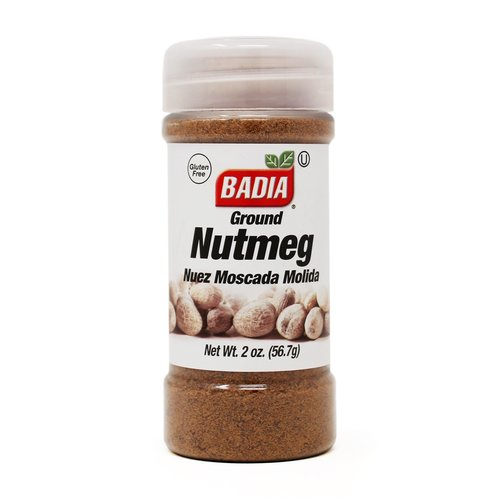 Badia Ground Nutmeg, 56g
