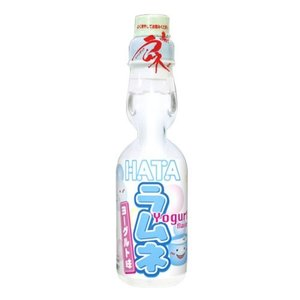 Hata Ramune Yogurt Flavor, 200ml