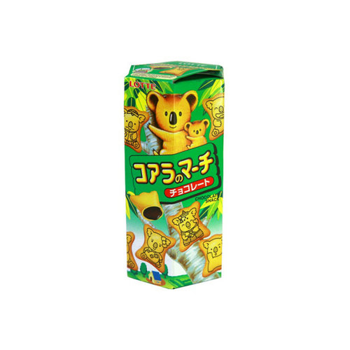Lotte Koala's March Chocolate Biscuit, 37g