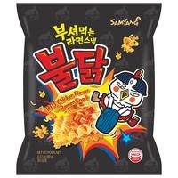 Hot Chicken Flavor Ramen Snack, 90g