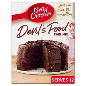 Betty Crocker Devil's Food Cake Mix, 425g