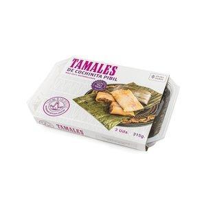 La Reina de las Tortillas Tamales Cochinita Pibil, 315g