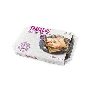 La Reina de las Tortillas Tamales Rajas Con Queso, 315 g