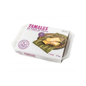 La Reina de las Tortillas Tamales Tinga De Pollo, 315g