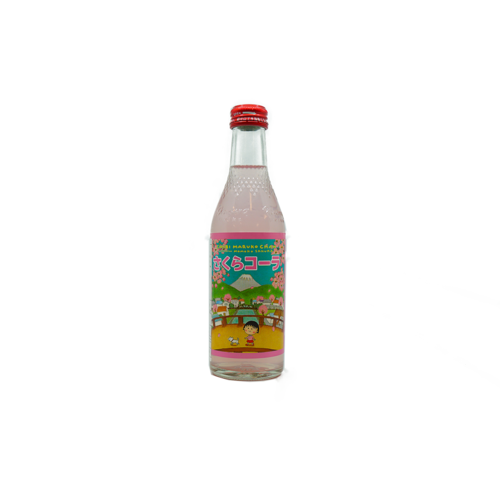 Kimura Sakura Cola, 240ml
