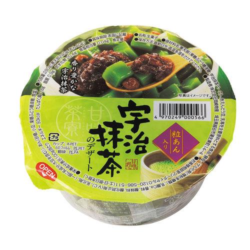 Okazaki Sweet Uji Matcha Pudding, 280g