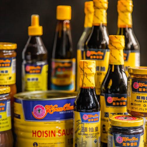 Premium kooksauzen in de Aziatische keuken