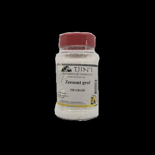 Coarse Sea Salt PET, 550g