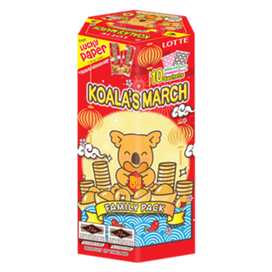 Lotte Koala's March CNY Limited Edition, 195g